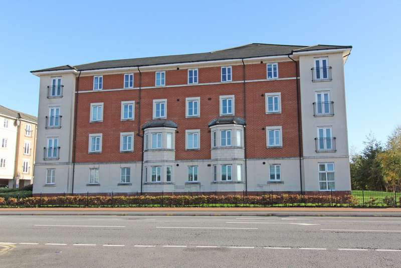 2 Bedrooms Property for sale in Ffordd James Mcghan, Cardiff Bay, Cardiff