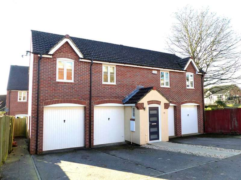 2 Bedrooms Detached House for sale in Bigstone Meadow, Tutshill, Chepstow