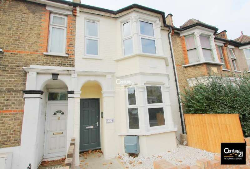 2 Bedrooms Flat for sale in Ground Floor Flat, Blackhorse Lane, E17 6DJ