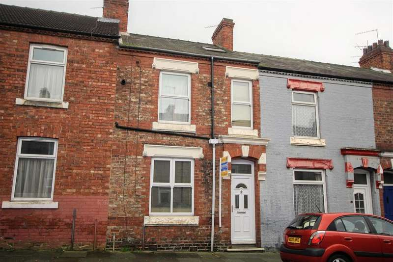 4 Bedrooms Terraced House for sale in George Street, Darlington