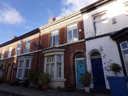 4 Bedrooms Terraced House for sale in Lucerne Street, Aigburth, Liverpool, L17