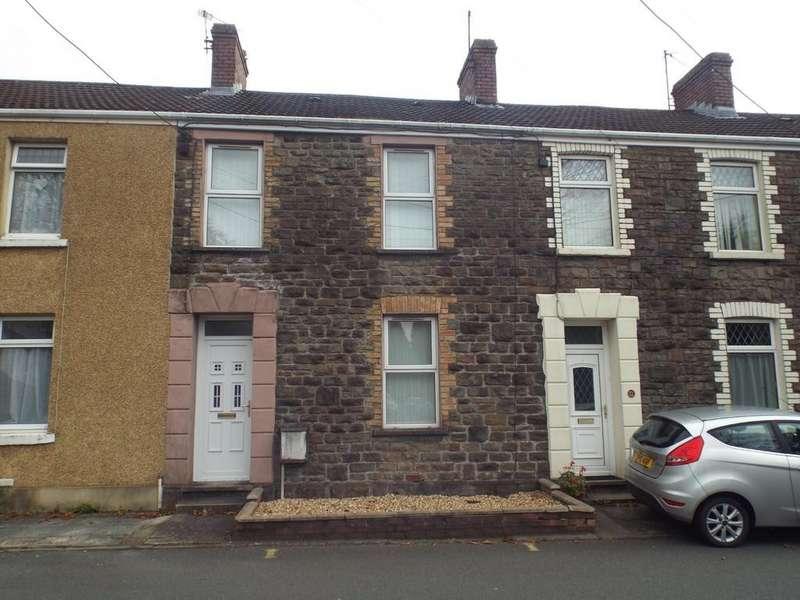 3 Bedrooms Terraced House for sale in Rhandir Terrace, Llangennech