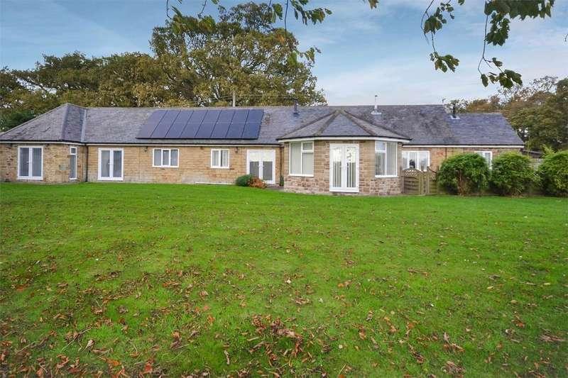 4 Bedrooms Detached Bungalow for sale in Badgersburn Cottage, Longhirst, MORPETH, Northumberland