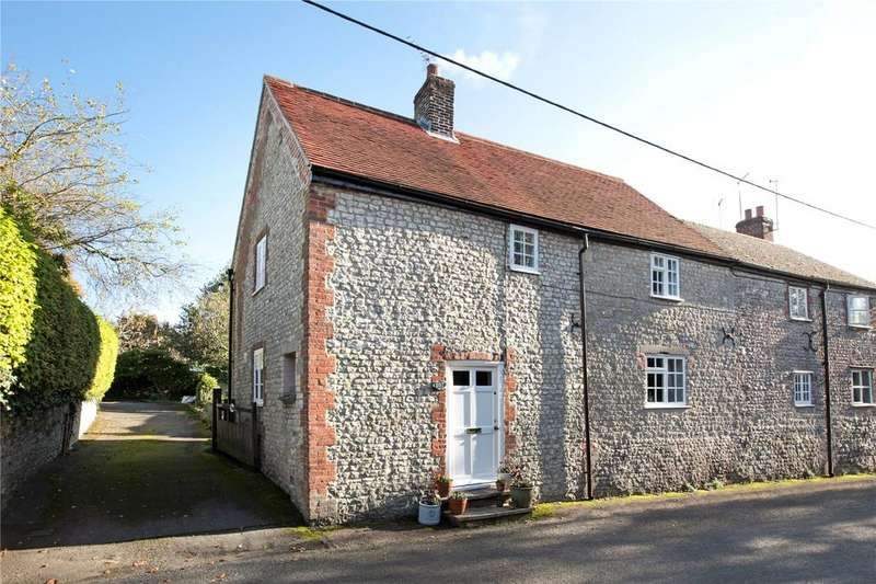 3 Bedrooms End Of Terrace House for sale in High Street, Sutton Veny, Warminster, Wiltshire, BA12