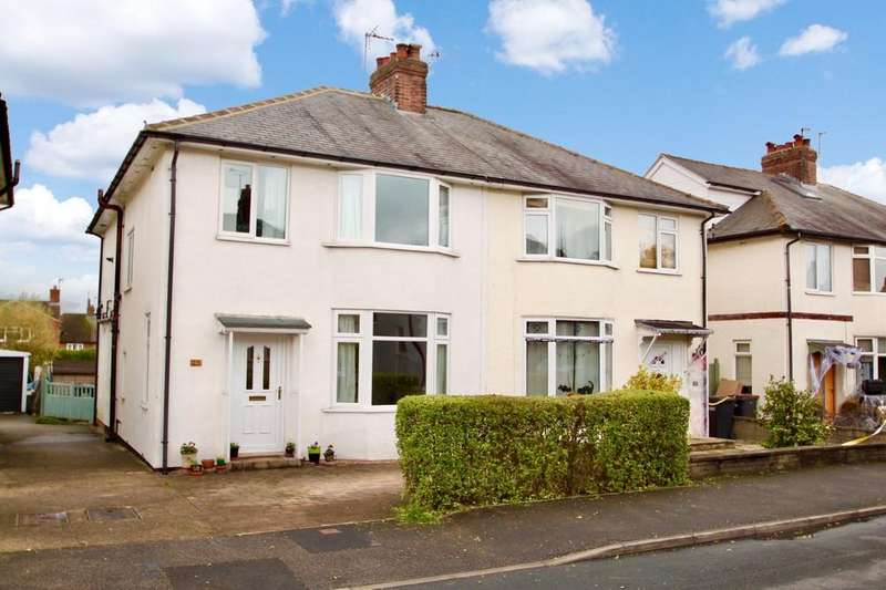3 Bedrooms Semi Detached House for sale in Beech Road, Harrogate