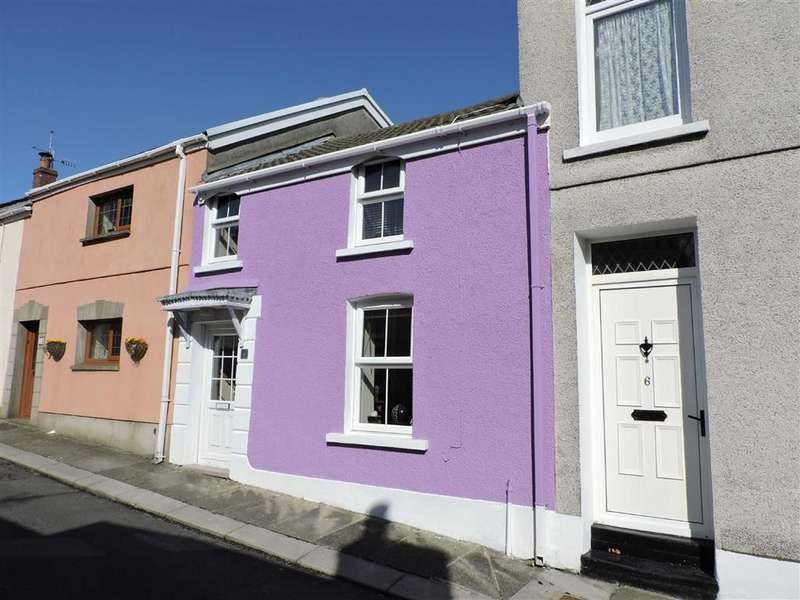 1 Bedroom Terraced House for sale in Union Buildings, Llanelli
