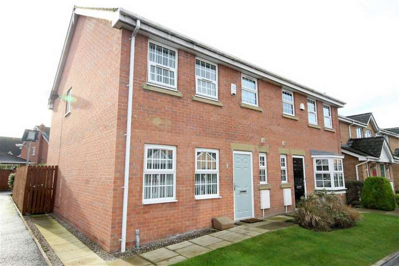 3 Bedrooms Mews House for sale in Albermarle Road, Lytham Quays, Lytham