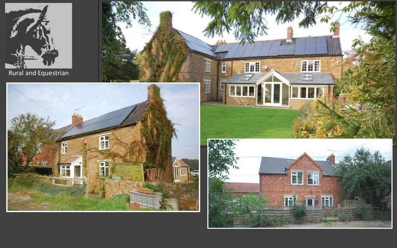 10 Bedrooms Equestrian Facility Character Property for sale in Eastwell Road, Goadby Marwood