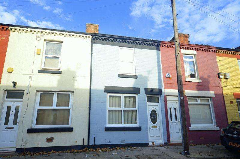 3 Bedrooms Terraced House for sale in Galloway Street, Wavertree