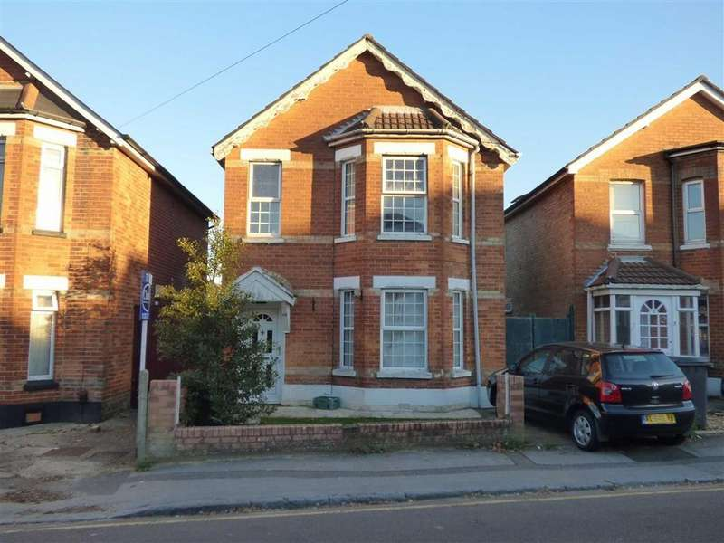 5 Bedrooms Detached House for rent in Waterloo Road, Student House, Bournemouth, Winton, BH9
