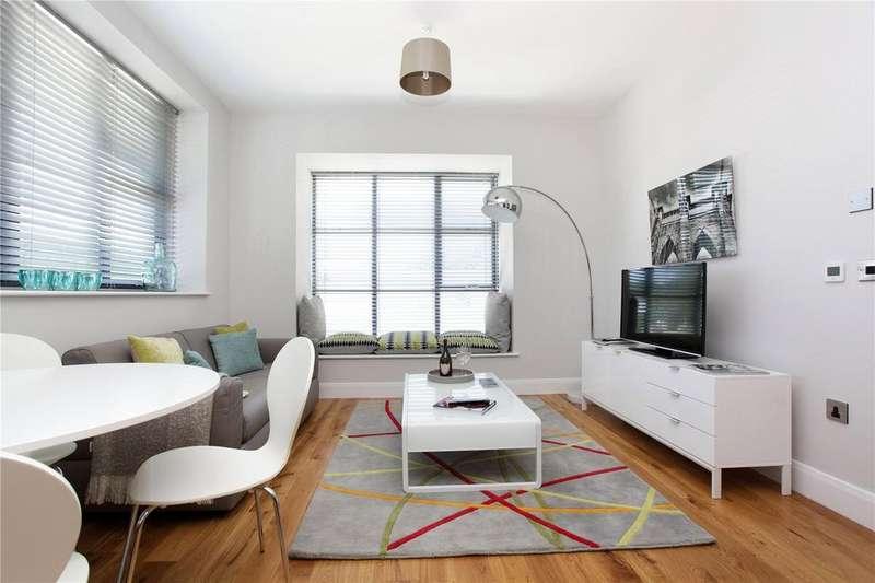 2 Bedrooms Flat for sale in 6 Ryedale Court, London Road, Riverhead, Sevenoaks, TN13