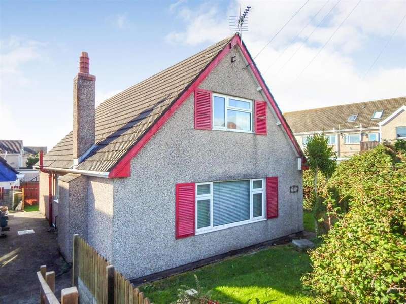 3 Bedrooms Detached House for sale in Brandy Cove Road, Bishopston