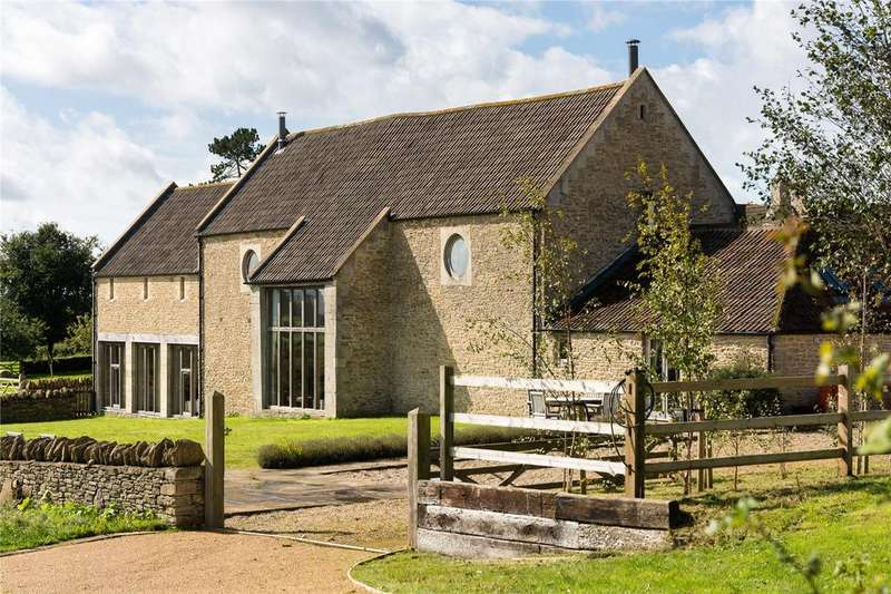 4 Bedrooms Detached House for sale in Upper Baggridge, Wellow, Bath, BA2