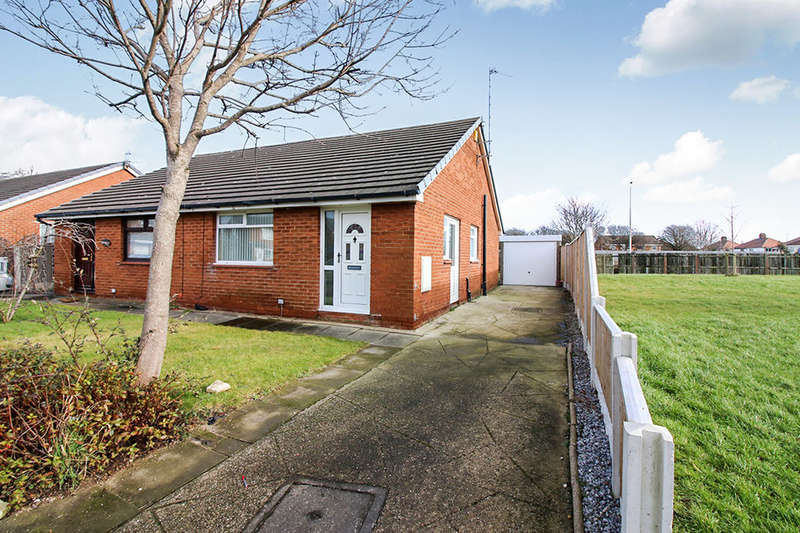 2 Bedrooms Semi Detached Bungalow for rent in Croasdale Drive, Thornton-Cleveleys, FY5