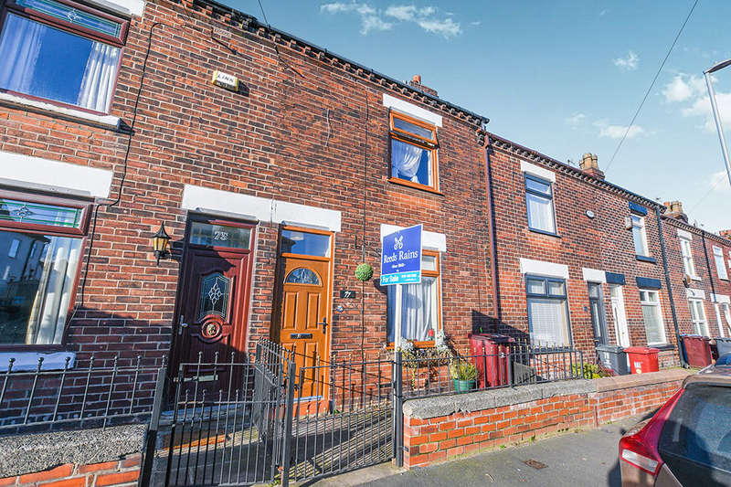 2 Bedrooms Terraced House for sale in St. James Road, PRESCOT, L34