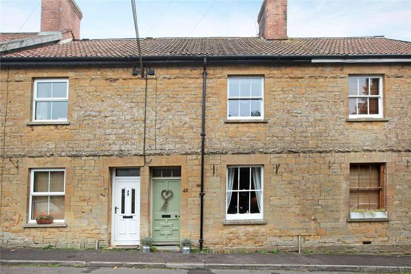 3 Bedrooms Terraced House for sale in Queen Street, Tintinhull, Yeovil, Somerset