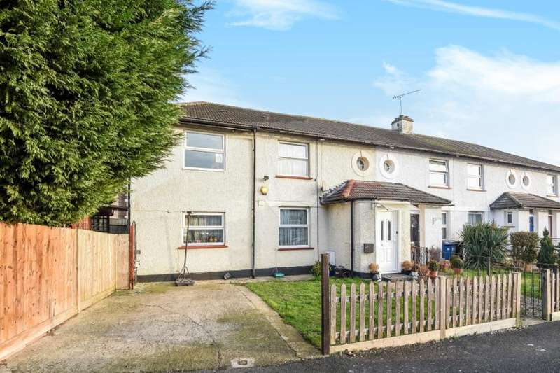 4 Bedrooms End Of Terrace House for sale in Brent Place, Barnet