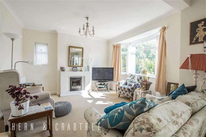 3 Bedrooms Detached Bungalow for sale in Bishops Walk, Llandaff, Cardiff