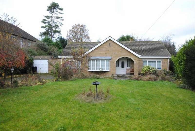 3 Bedrooms Detached Bungalow for sale in Stockwell Lane, Knaresborough, HG5