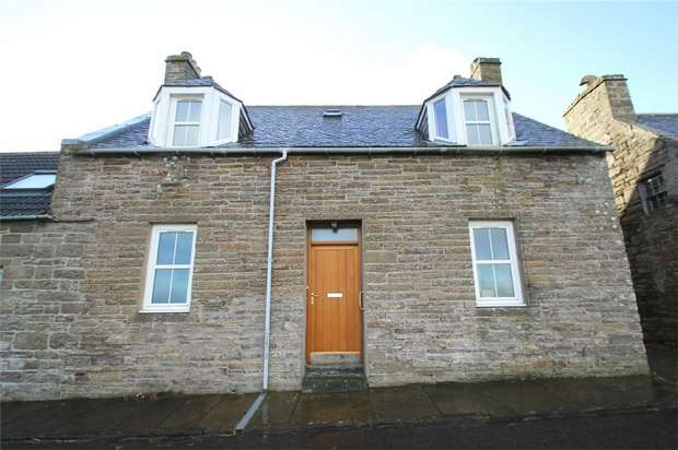 3 Bedrooms End Of Terrace House for sale in High Street, Keiss, Highland