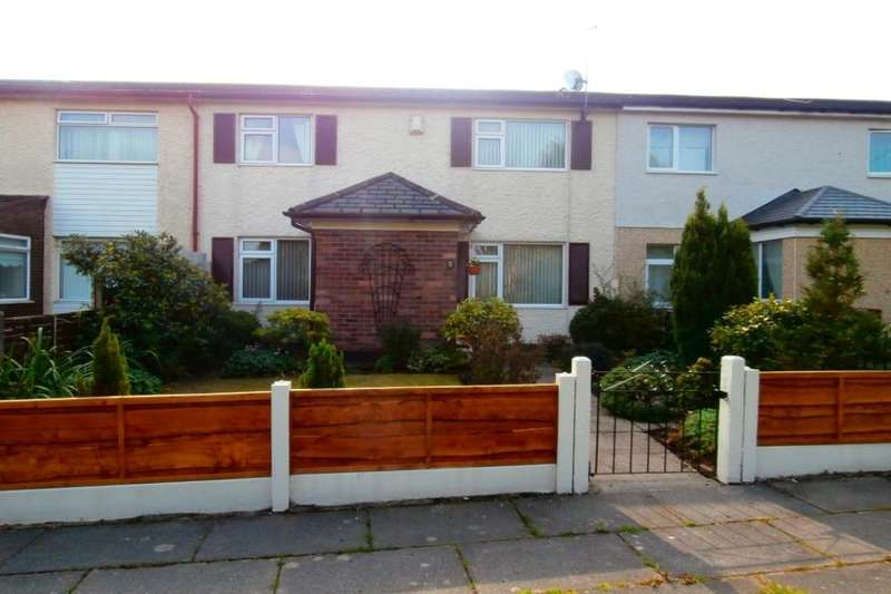 3 Bedrooms Terraced House for sale in Ball Walk, Hyde, SK14