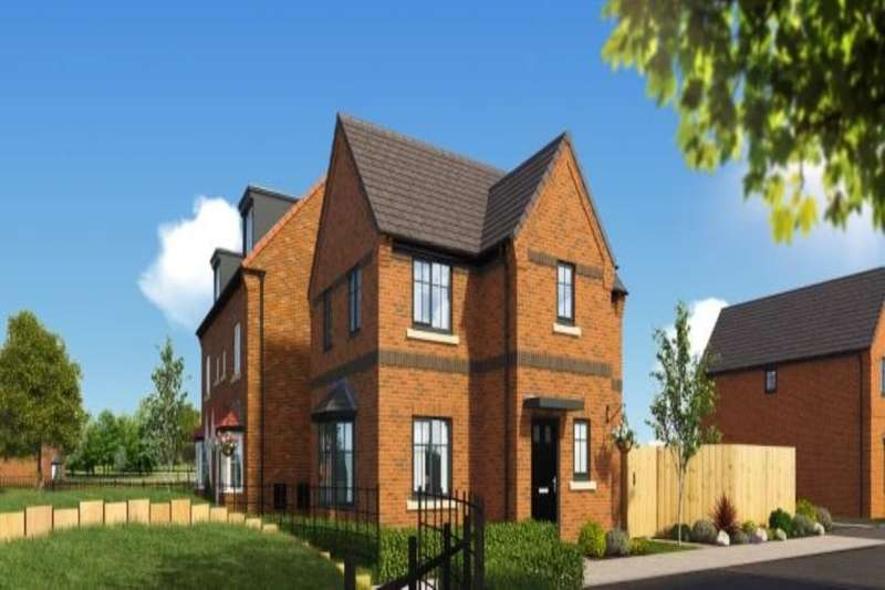 3 Bedrooms Detached House for sale in Borrowdale Road, Middleton, Manchester, M24