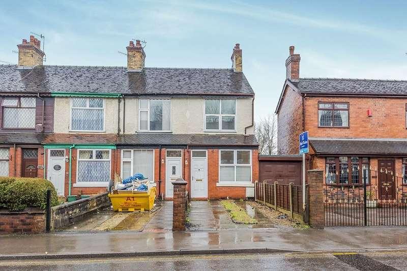 2 Bedrooms Terraced House for sale in Leek Road, Stoke-On-Trent, ST1