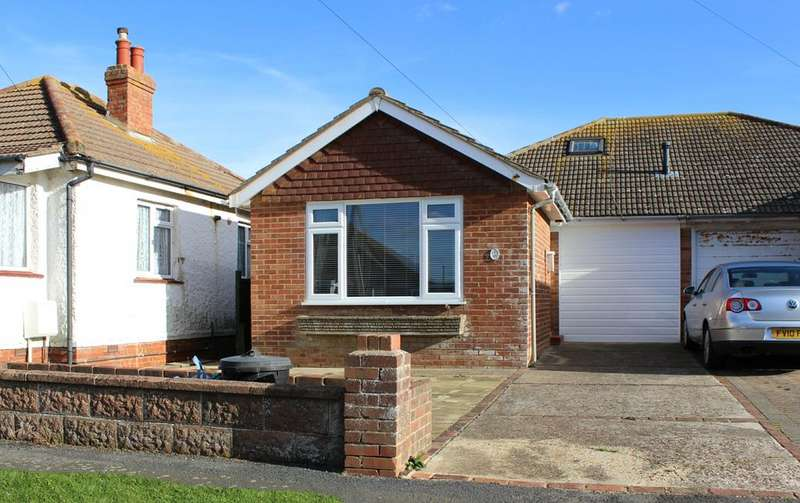 2 Bedrooms Semi Detached Bungalow for sale in Piddinghoe Avenue, Peacehaven BN10