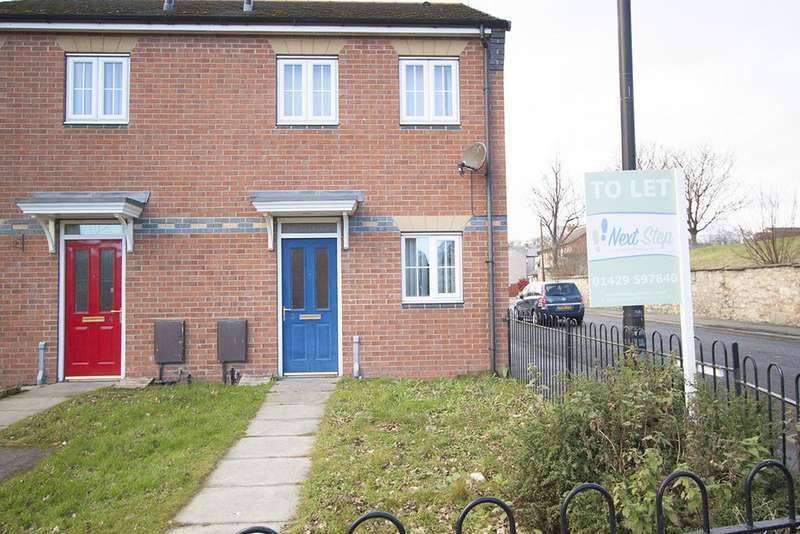 2 Bedrooms Semi Detached House for sale in Hartoft Square, Hartlepool TS26