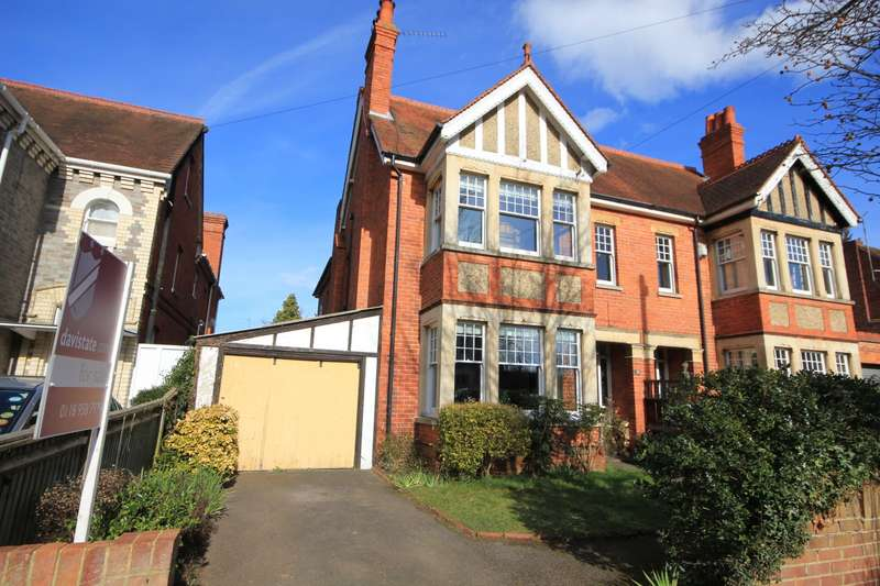 5 Bedrooms Semi Detached House for sale in Warwick Road, Reading, RG2