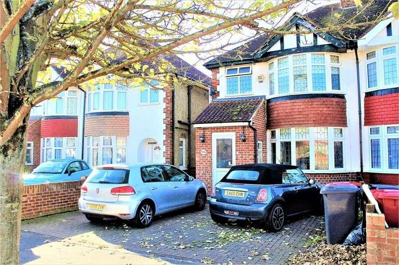 4 Bedrooms Semi Detached House for sale in Stoke Poges Lane, Slough, Berks