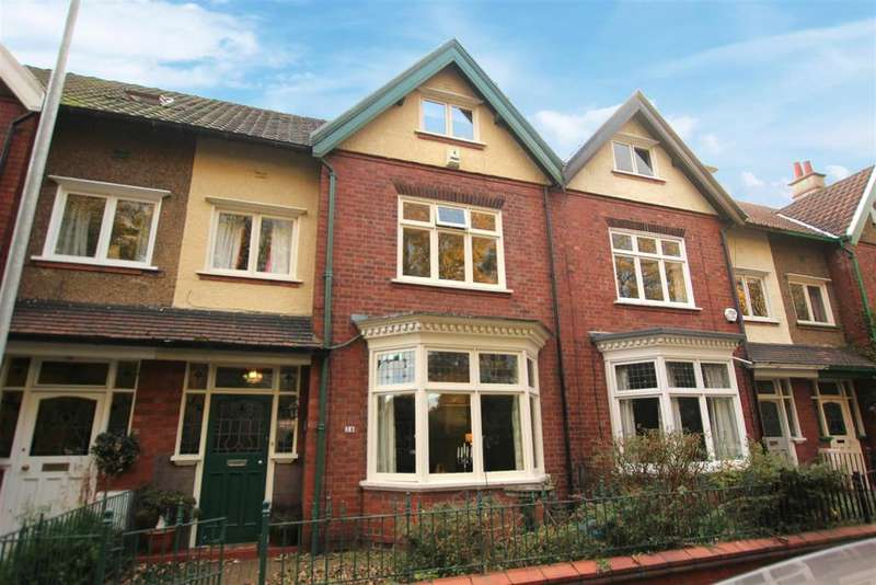 4 Bedrooms Semi Detached House for sale in Beechwood Avenue, Darlington