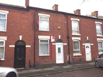 2 Bedrooms Terraced House for sale in Church Street, Heaton Norris, Stockport, Cheshire