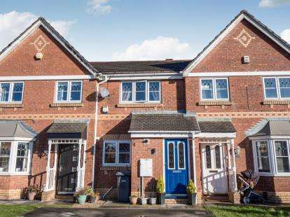 2 Bedrooms Terraced House for sale in Torside Way, Pendlebury, Swinton, Manchester
