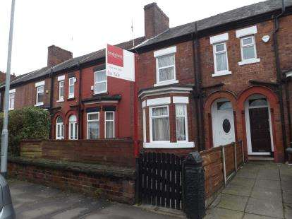 3 Bedrooms Terraced House for sale in Richmond Grove, Manchester, Greater Manchester