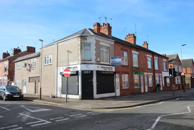 Shop Commercial for rent in St Saviours Road, Leicester, LE5
