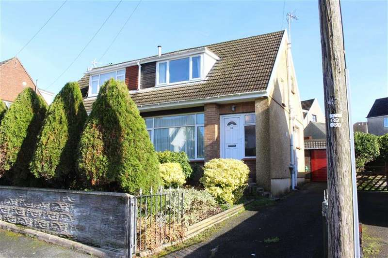 2 Bedrooms Semi Detached House for sale in Ash Grove, Killay