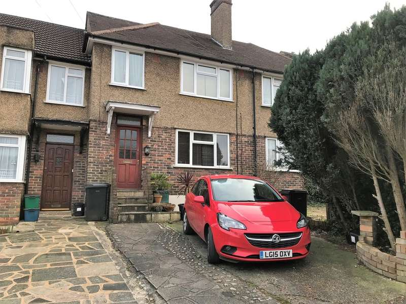 3 Bedrooms Terraced House for sale in Sundale Avenue, South Croydon, Surrey, CR2 8RY