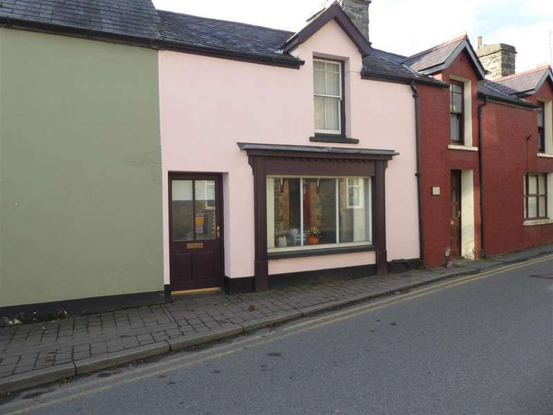 1 Bedroom Cottage House for sale in Station Road, Tregaron