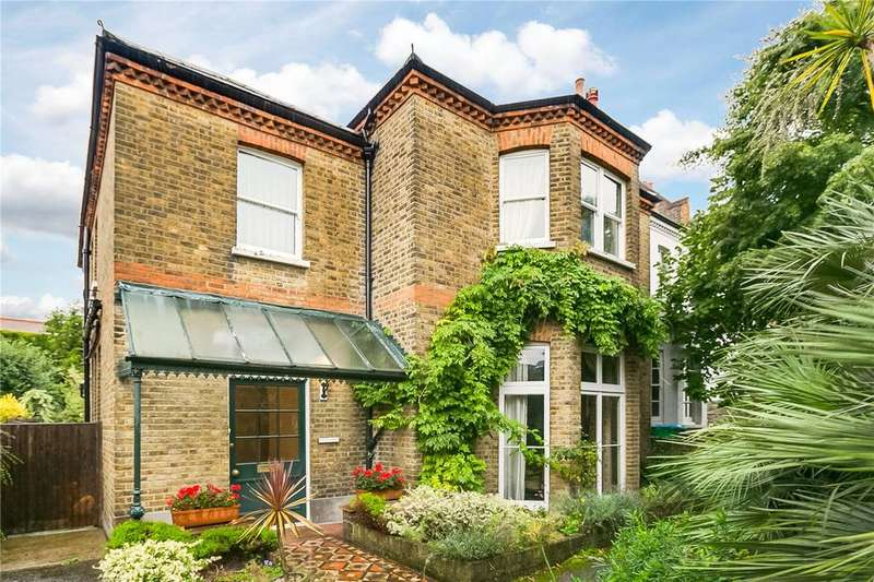 4 Bedrooms End Of Terrace House for sale in Ormond Avenue, Richmond, Surrey