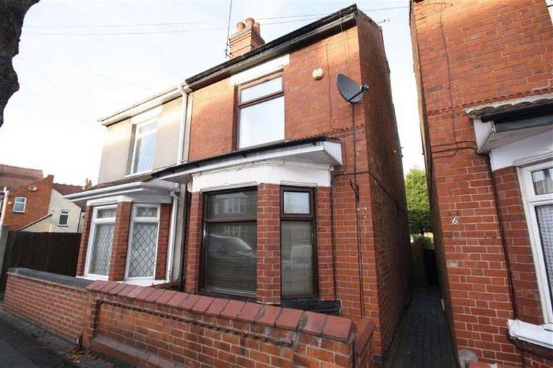3 Bedrooms Semi Detached House for sale in Merevale Avenue, Nuneaton
