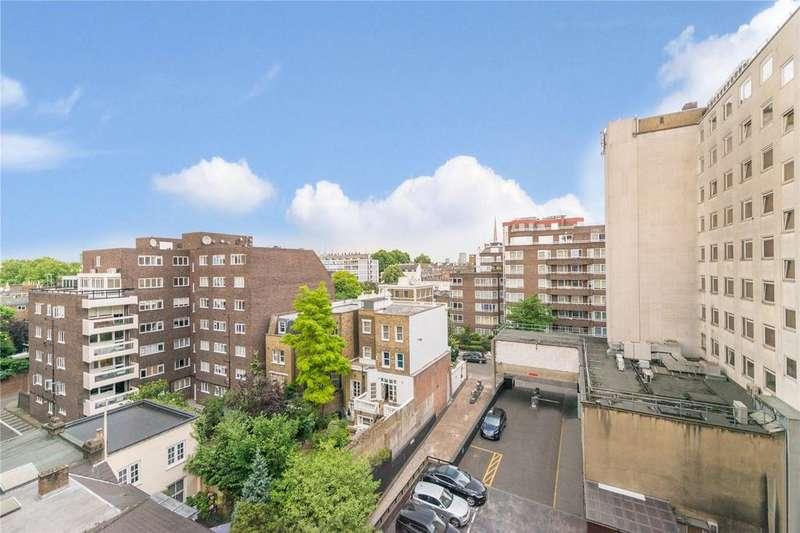 2 Bedrooms Flat for sale in Porchester Gate, Bayswater Road, London
