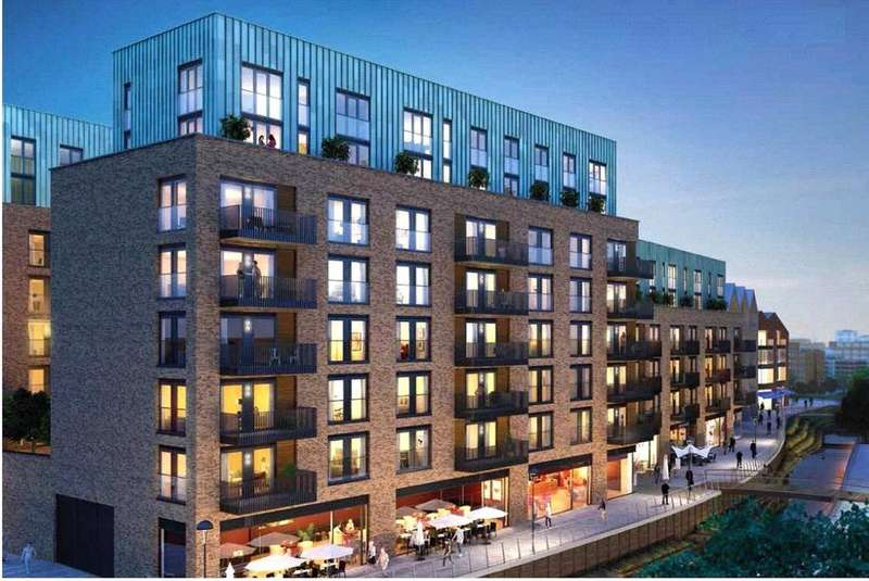 2 Bedrooms Flat for sale in Ram Quarter, London, SW18