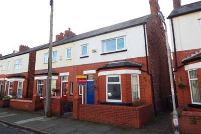3 Bedrooms Semi Detached House for rent in Groveland Avenue, Hoylake