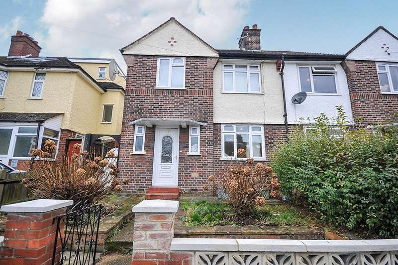 3 Bedrooms Semi Detached House for sale in Moore Road, London, SE19