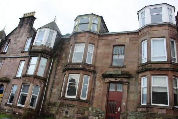 2 Bedrooms Flat for sale in 2/2, 19 Royal Street, Gourock, PA19 1PJ