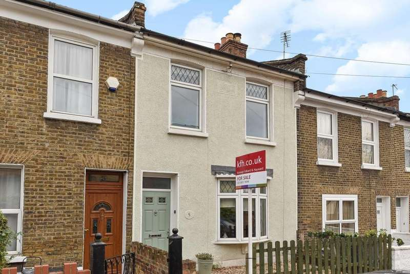 2 Bedrooms Terraced House for sale in Thornford Road, Hither Green