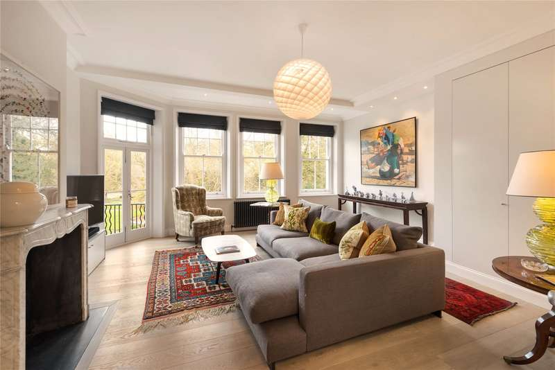 3 Bedrooms Flat for sale in Norfolk Mansions, Prince of Wales Drive, Battersea, London, SW11