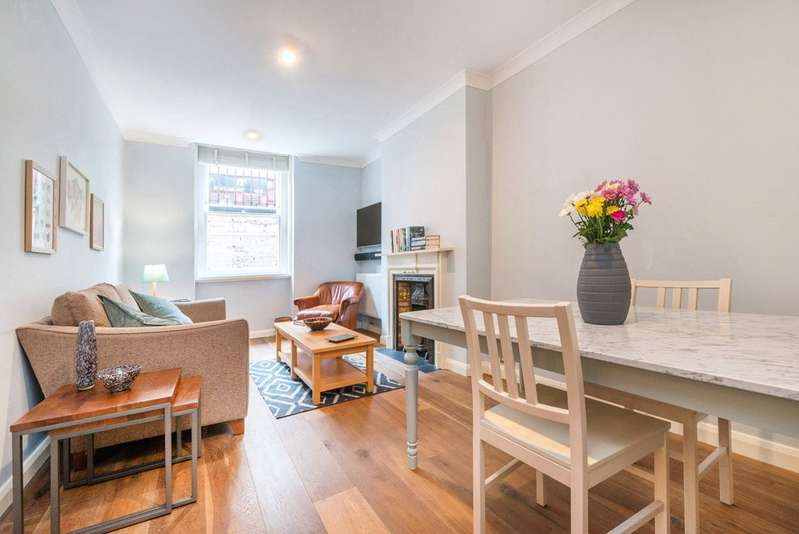 2 Bedrooms Flat for sale in Clifton House, 131-133 Cleveland Street, London, W1T