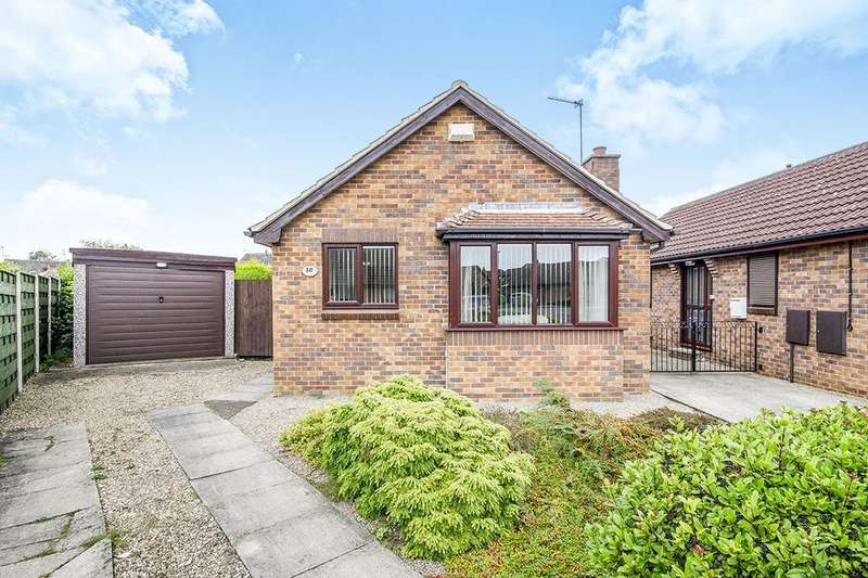 2 Bedrooms Detached Bungalow for rent in Bryony Court, Selby, YO8